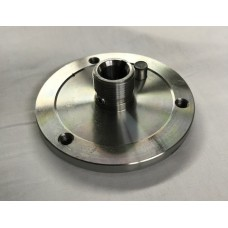 Collar Hub Only  - Stainless Steel