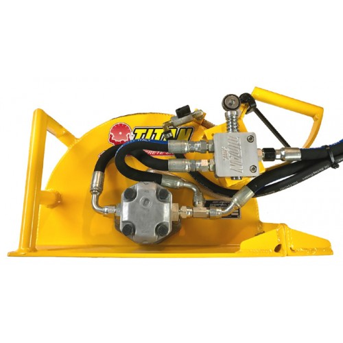 "Titan 16 - 16"" Complete Hydraulic Handsaw"