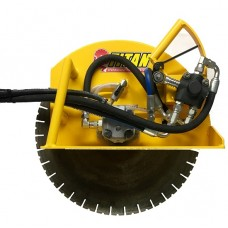 "Titan 21 - 21"" Up Cut Hydraulic Handsaw"